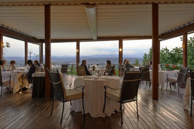 Cena con vista top 5 dei ristoranti con terrazza in Veneto