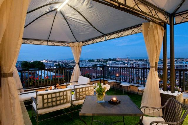 Ecco dove fare laperitivo negli hotel di lusso di Roma