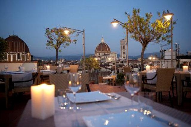 Le pi belle terrazze di Firenze per un aperitivo con