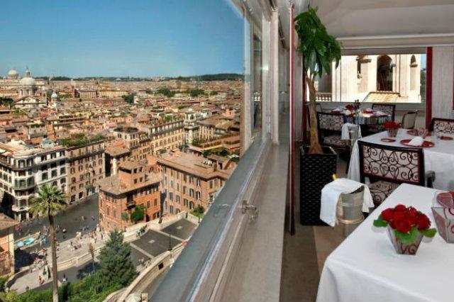Le terrazze pi belle da dove guardare Roma dallalto
