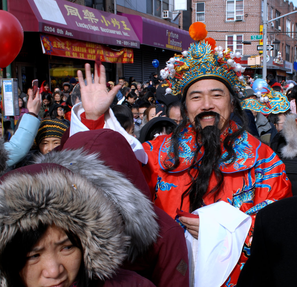 Sunset celebrates Lunar New Year at annual parade - The Brooklyn Home Reporter