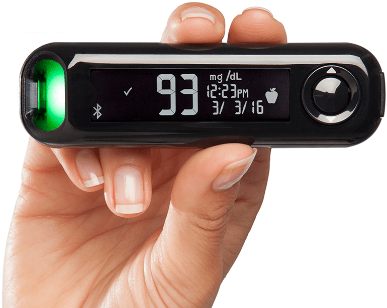 CONTOUR NEXT ONE Bluetooth Connected Glucose Meter Cleared ...