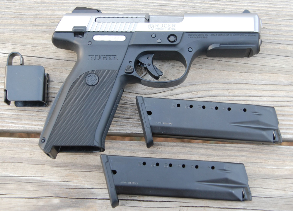 Testfire Ruger Sr40 Review