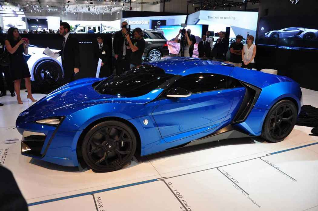 Top Cars With Most Horsepower For 2015