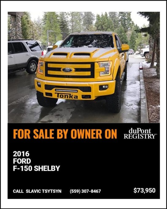 Ford F 150 Tonka Edition : tonka, edition, Exotic,, Luxury, Classic, Owner, 12/21/2018