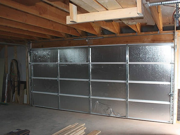 How to Insulate Your Garage Door  A1 Garage Door Service