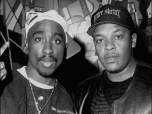 tupac and dr dre