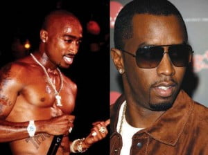 tupac and puff daddy