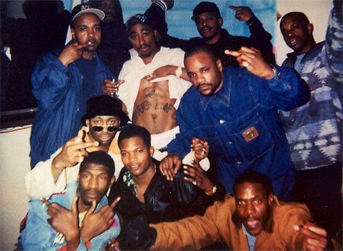 Who is Big Kato & Mental illness? Tupac & Big Syke's Friends