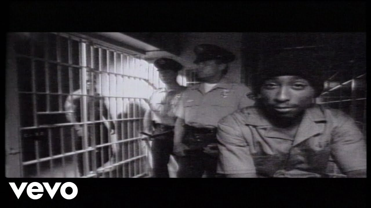 2Pac - Trapped (Official Music Video) 1992 | 2PacLegacy net