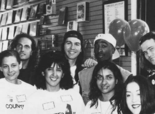1993-05-22 - AIDS Charity Fund Raising Event LA