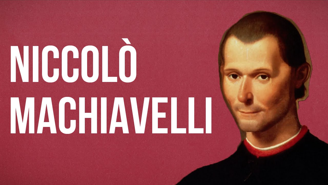 Tupac's Connection To Niccolo Machiavelli | The Prince
