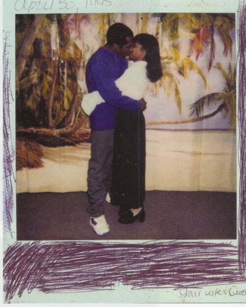 1995 04 30 Tupac Amp Keisha Morris Shakur Pictures