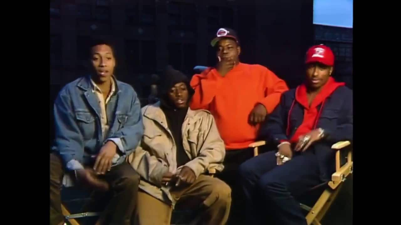 Juice Blu-Ray Rare Interview with 2Pac | 2PacLegacy net