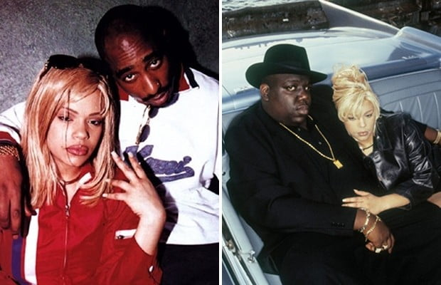Biggie Smalls Former Wife, Faith Evans Says Tupac Asked -9123