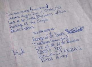 2Pac's Unreleased Songs / Lyrics, Recording, Producers & Audio