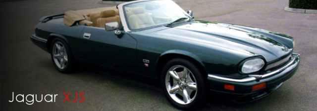 Tupac's cars Jaguar XJS