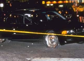 BMW 745Li Tupac Shakur
