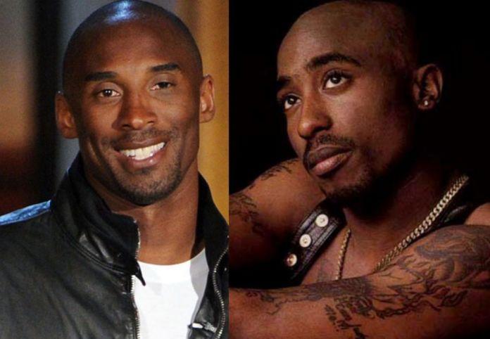 Tupac and Kobe Bryant