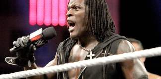 R-Truth Speaks On Meeting Tupac For The First Time