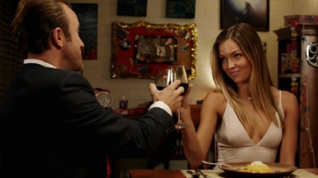 Who Is Dannys Date Melissa on Hawaii Five0
