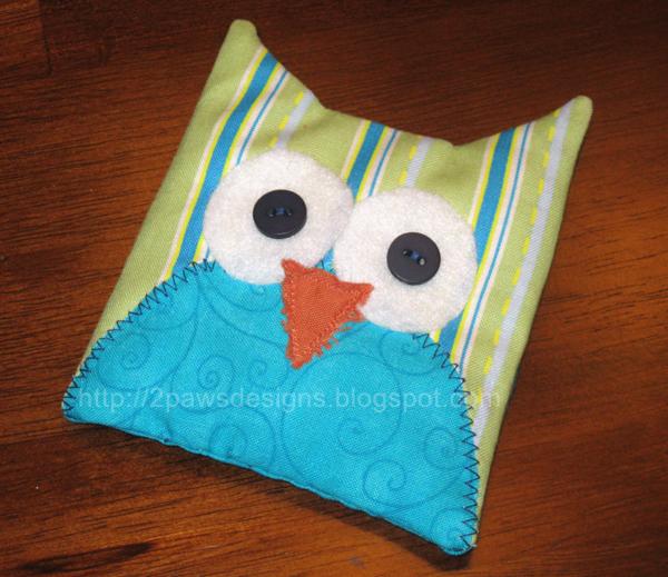 Boo Hoo Owl: Finished