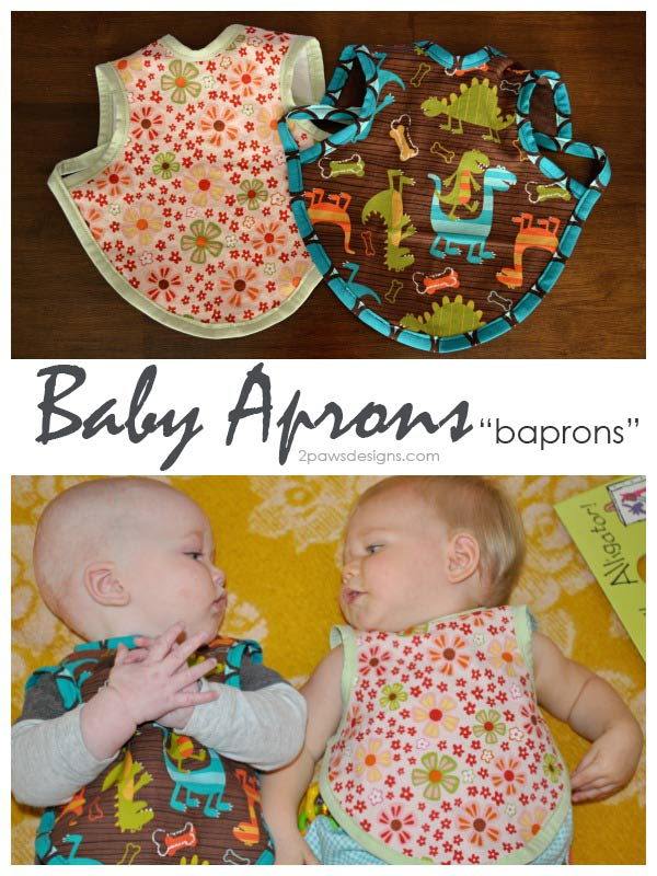 "Baby Aprons (""Baprons"")"