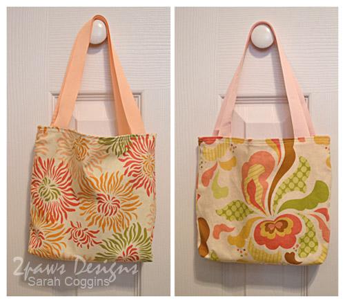 Gift Idea: Fat Quarter Bag