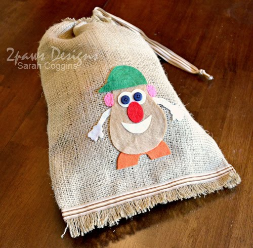 "Mr. Potato Head ""Potato Sack"" Parts Bag: Filled"