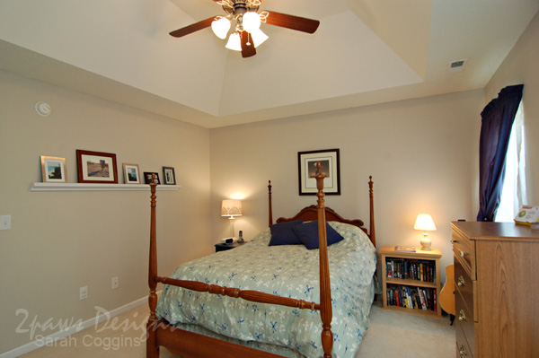 Master Bedroom Listing Photo
