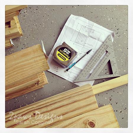 Sandbox Lid & Bench: Supplies