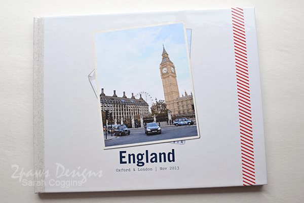 England, the photo book