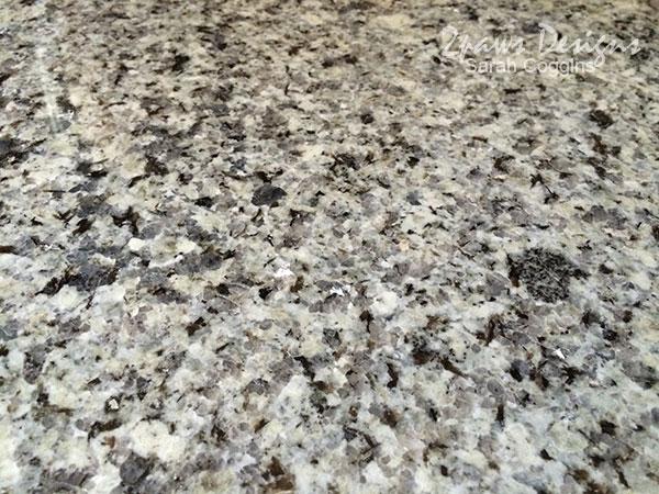 Kitchen Makeover: Azul Platino Granite