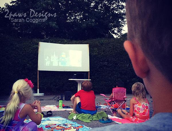 Summer Fun: Outdoor Movies
