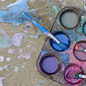 DIY Sidewalk Paint: thumb