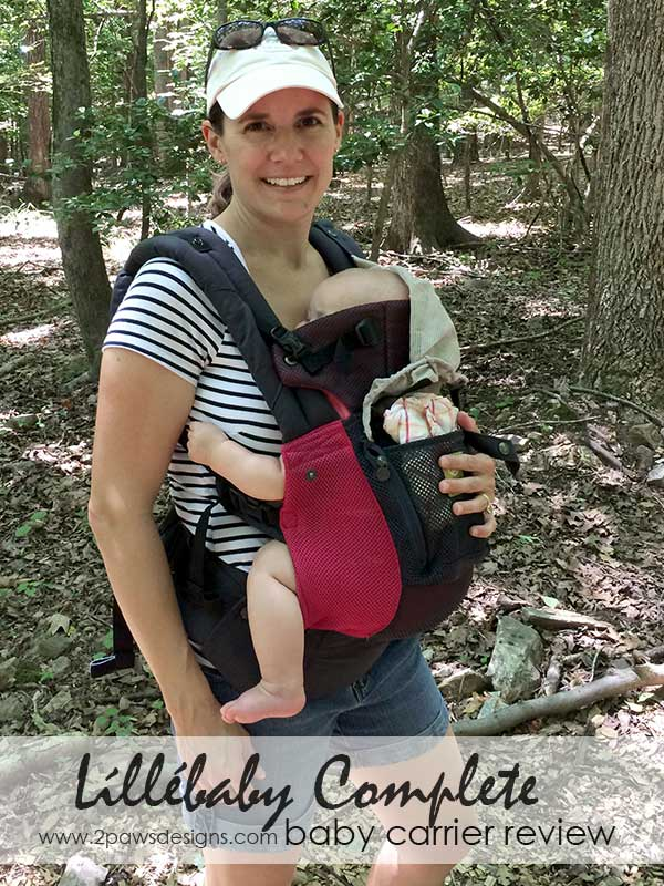 Líllébaby Complete Airflow baby carrier review