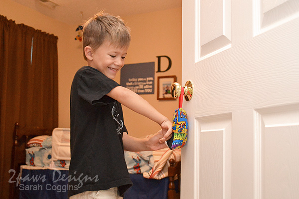 Project 52 Photos: Week 37 Remember - First Tooth Fairy Visit