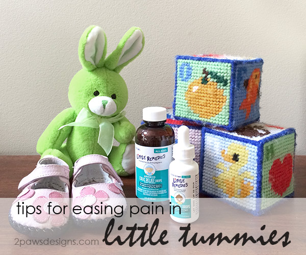 Tips for Easing Pain in Little Tummies