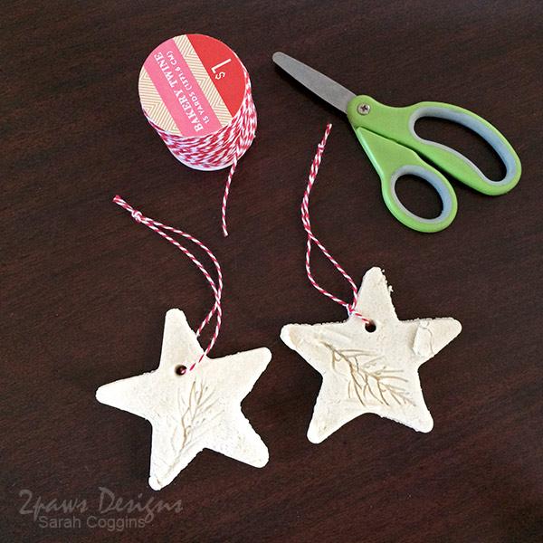 Christmas Nature Pal Exchange: Salt Dough Ornaments