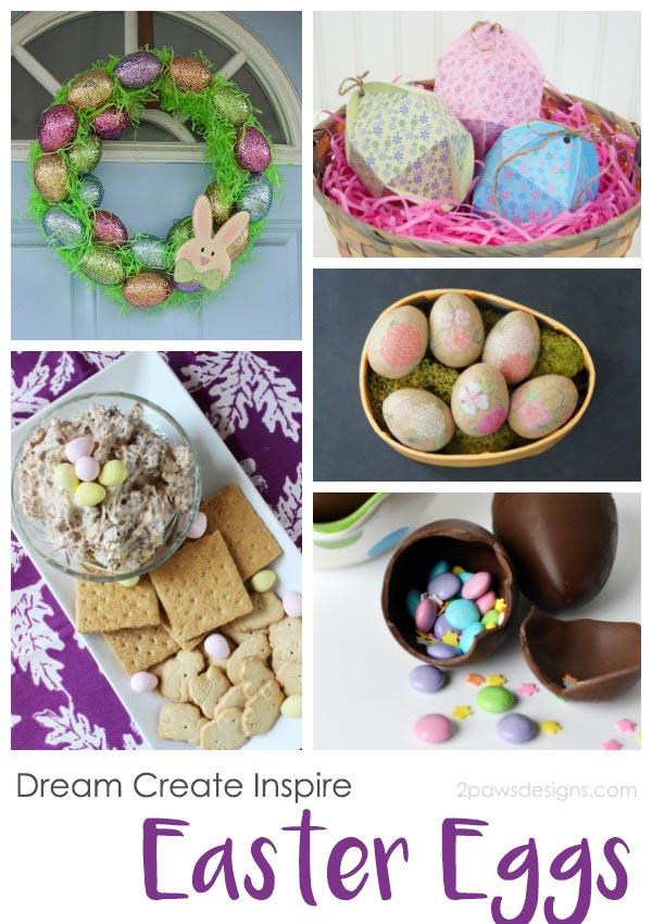 Dream Create Inspire: Easter Eggs