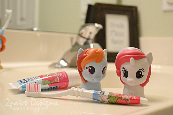 Orajel™ My Little Pony Training Toothpaste and Toothbrush