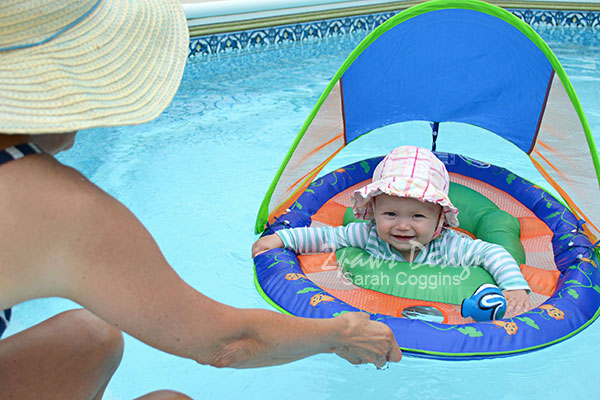 Splash into Summer with SwimWays® and National Learn to Swim Day