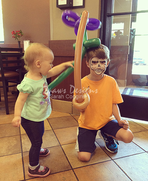 Project 52 Photos: Week 22 – Chick-fil-A Kids' Night