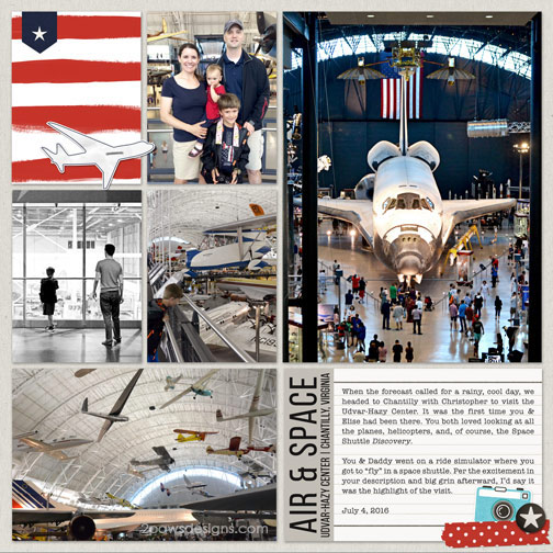 Air & Space: Udvar-Hazy Center