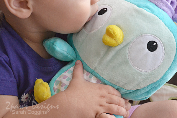 Hallmark Plush Good-Night Owl: Hugs #LoveHallmark