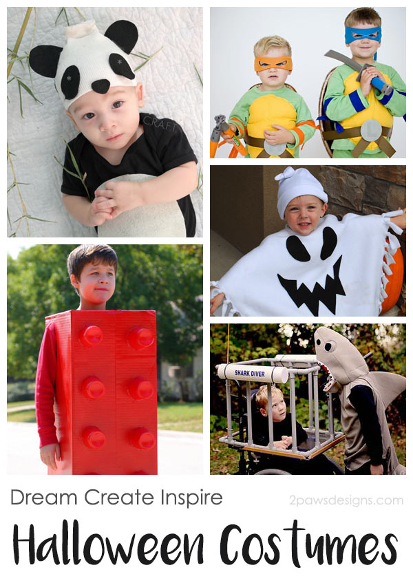 Dream Create Inspire: DIY Halloween Costumes