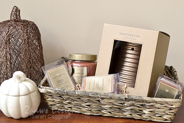 Hallmark Crafters & Co Fall Scents #LoveHallmark #ad