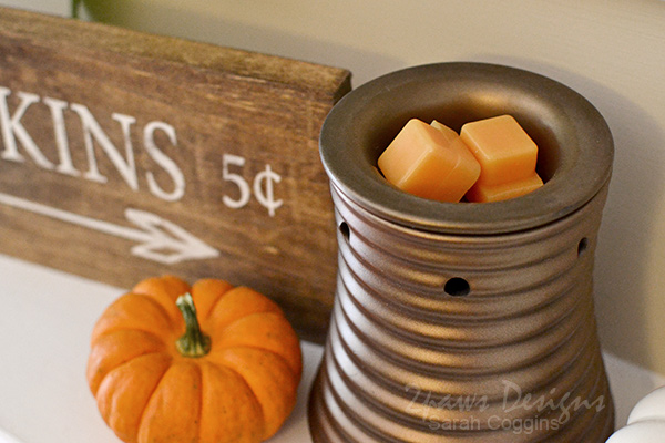 Crafters & Co. Fall Scents from Hallmark