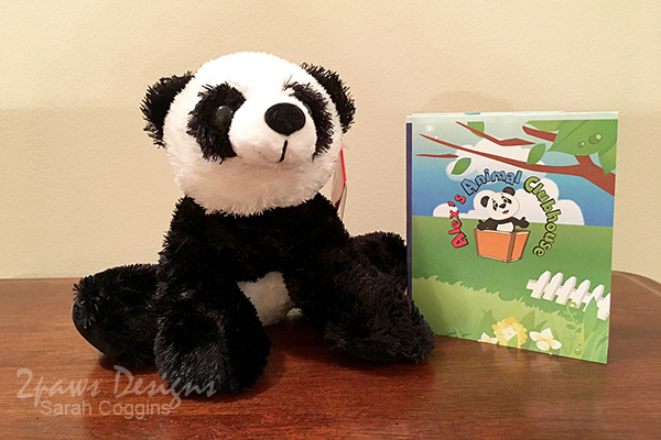 Alex's Animal Clubhouse: Giant Panda Box