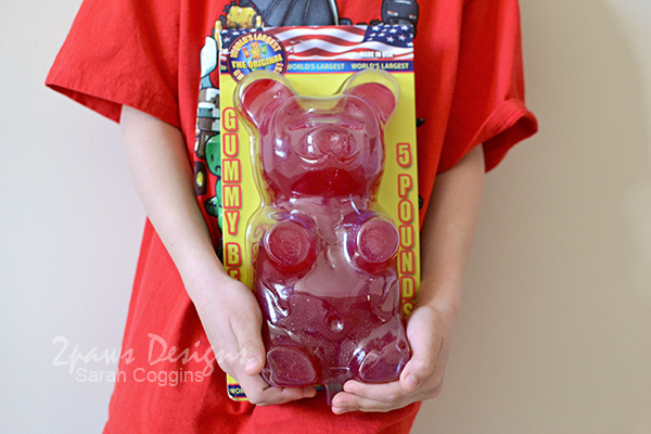 Project 52 Photos 2017: World's Largest Gummy Bear